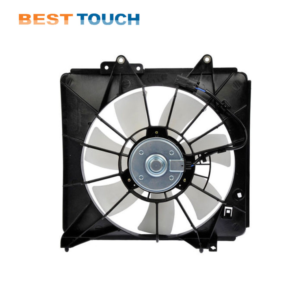 Radiator Condenser Cooling Fan For Chevy Chevrolet Pontiac Fits Cobalt G5 05- 20824475 15211556