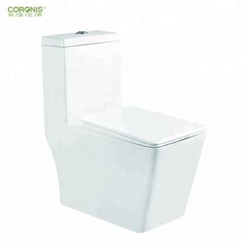 Promotional ceramic square Iran sanitaryware toilet bathroom water closet,  View closet, coronis Product Details from Beijing Jingfengbotong Trade