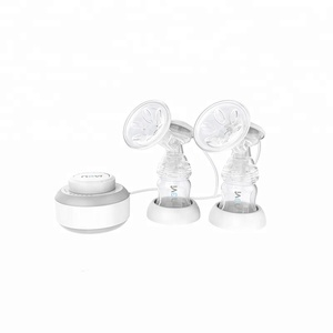 Transparent material fda electric double enlargement breast pumps