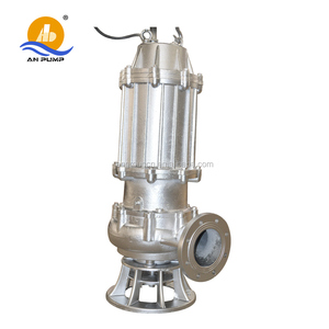 Hot sale submersible pump sewage cutting mechanism manufacturers