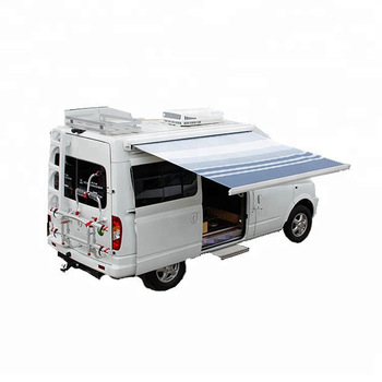 Retractable Rv Awning Electric Motorhome Vehicle Awnings ...