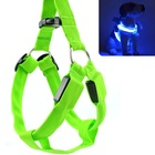 Wholesale Cheap Led Dog Vest Night Safety Light Up Dog Harness For Night Walking