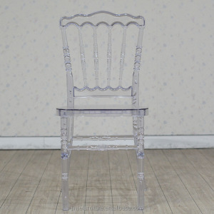 Hot sale clear chavari chairs stackable chavari chairs with cheap price