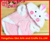 Hot selling lovely and charming knit pet animal clothes for rabbits