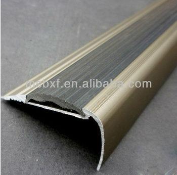 Vinyl Stair Treads/pvc Stair Nosing/heavy Duty Aluminium Stair Nosing/ss  Stair