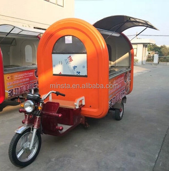 2015 Unique Structured Mobile Food Trailer Drink Selling