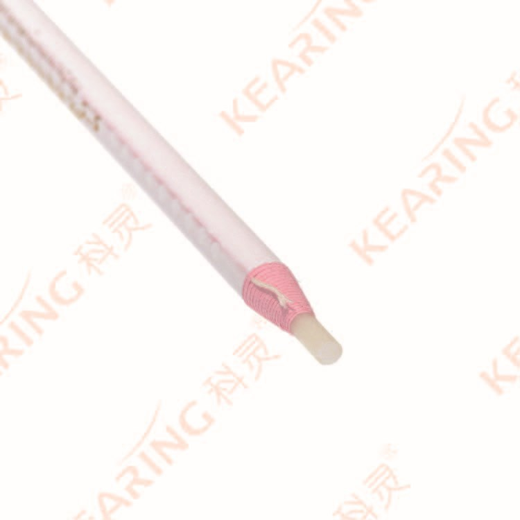 SKS temporary marking pen, No sharpening pencil, white colour disappear pencil, for leather marking # SDP170