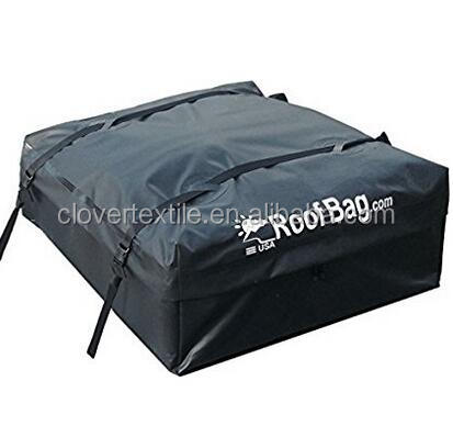 Waterproof Universal Car Roof Top Cargo travel Bag Carrier Luggage Storage Travel Bag for SUV Van