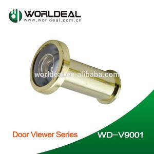 China supplier 180 degree zinc alloy door viewer digital door viewer