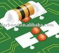 Electronic packaging SMT adhesive