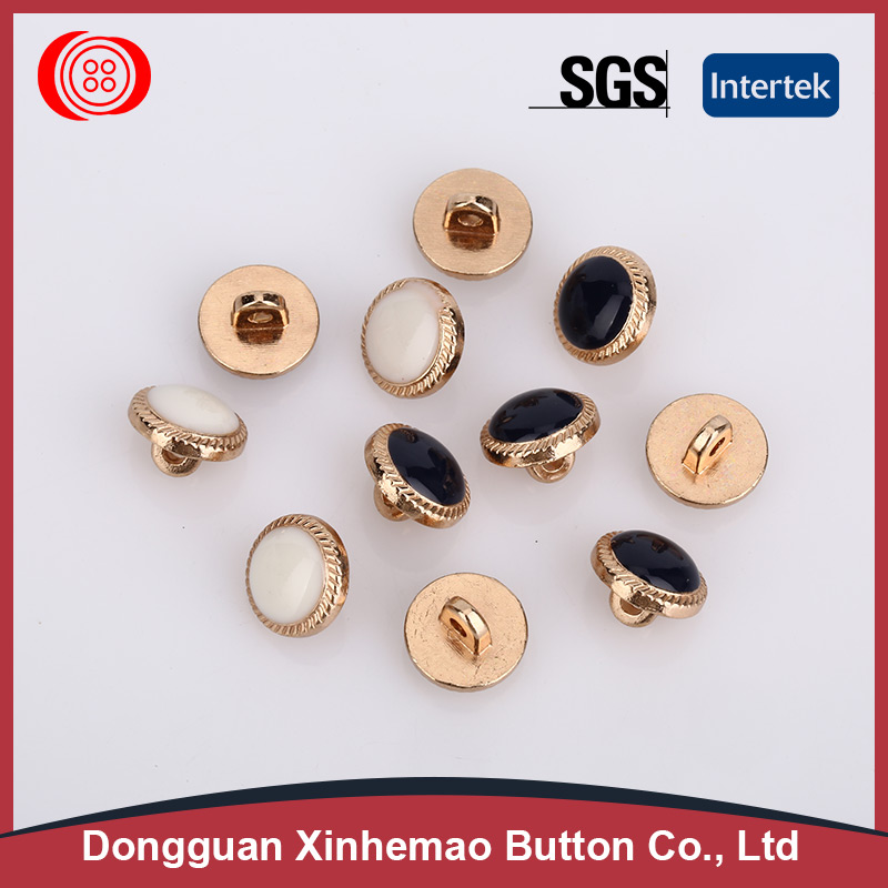Advanced technology pearl ring snap button