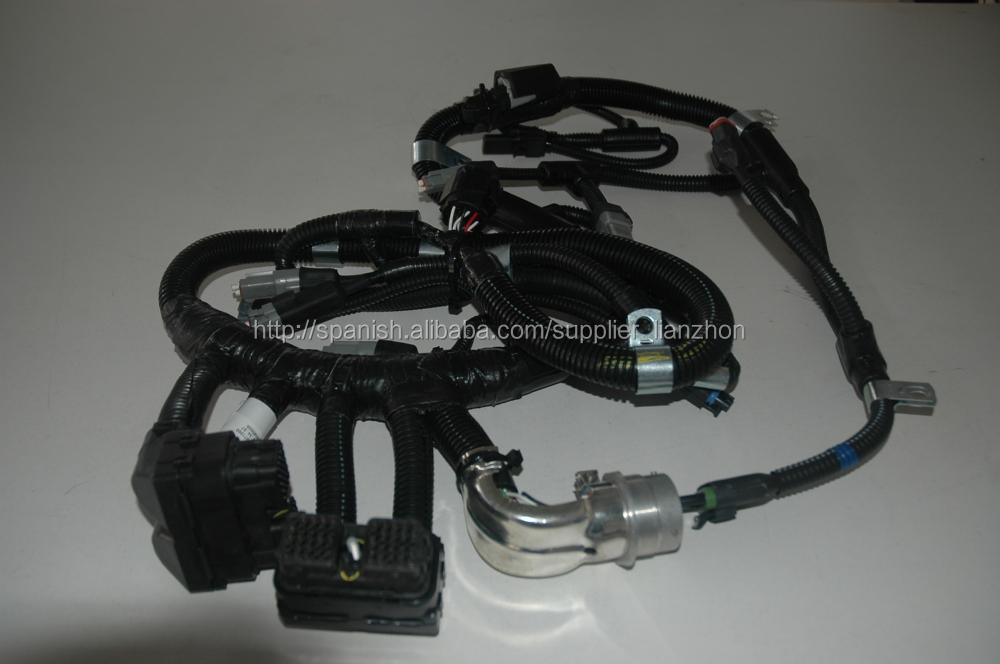 Cummins Engines Ism qsm m11 Wiring Harness 2864488 4952752