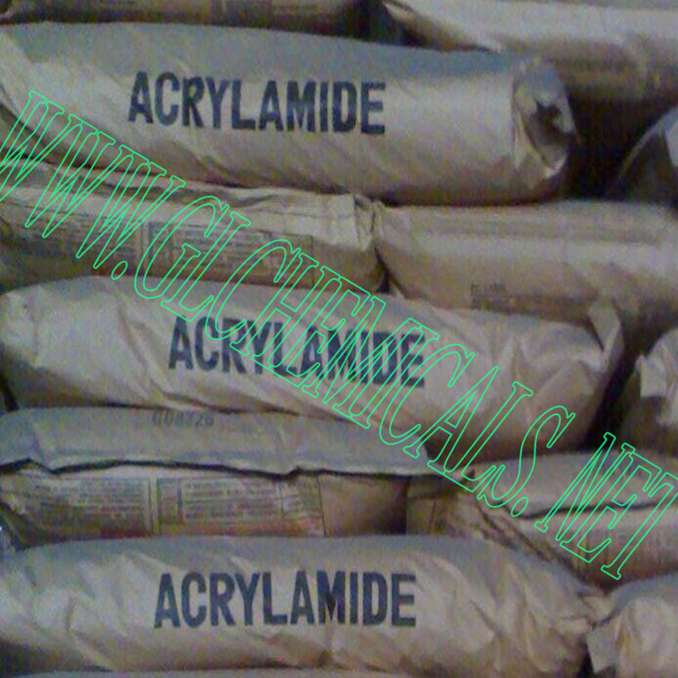 Acrylamide monomer of polyacrylamide