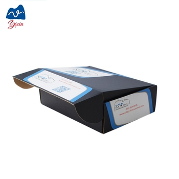 Customised Small Die Cutting Mailer Blank Shipping Corrugated Mail Box