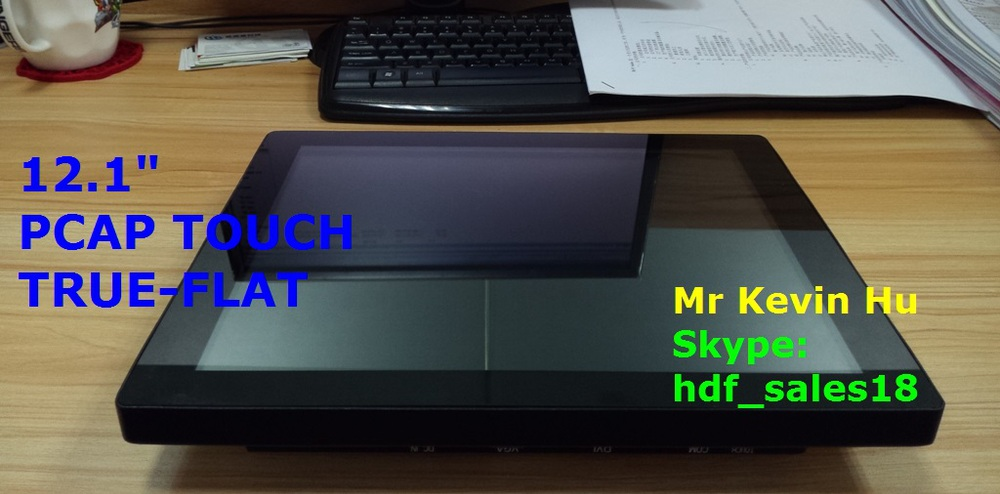 Multi Touch Display,Open Frame 12.1