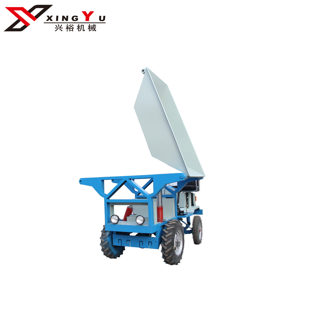 advanced automatic XY-7 side feeding mini dumper