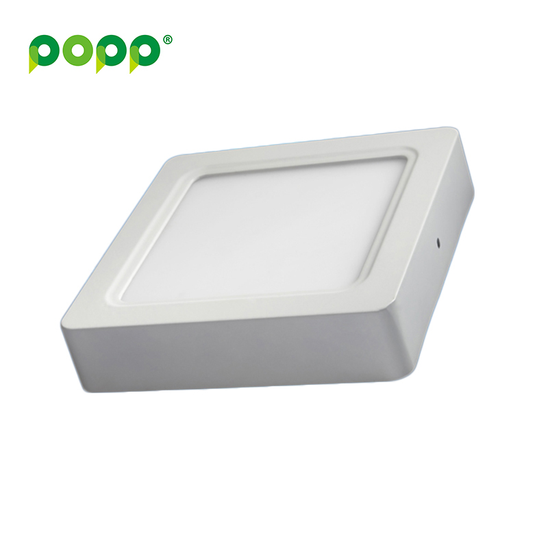 hot selling D170*H40 Square Shape led panel light for house