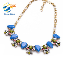 Cheap Hot Sale Women's Fashion Accessories Acrylic Necklace Chain For Women