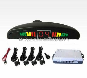 Led Car Parking Sensor - Buy Auto Parking Sensor Auto Accessories ...