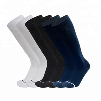 New style qvc compression socks after c section knee high men compression socks in spanish