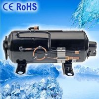 Air Cooled Refrigerator Compressor For Cooling Kitchen Equipment ...