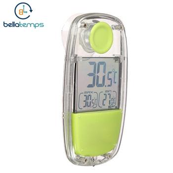 Solar Ed Window Thermometer Indoor