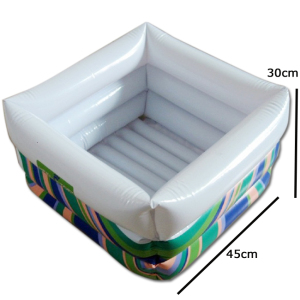 Pedicure Care Home Use Feet Soak Inflatable Foot Basin