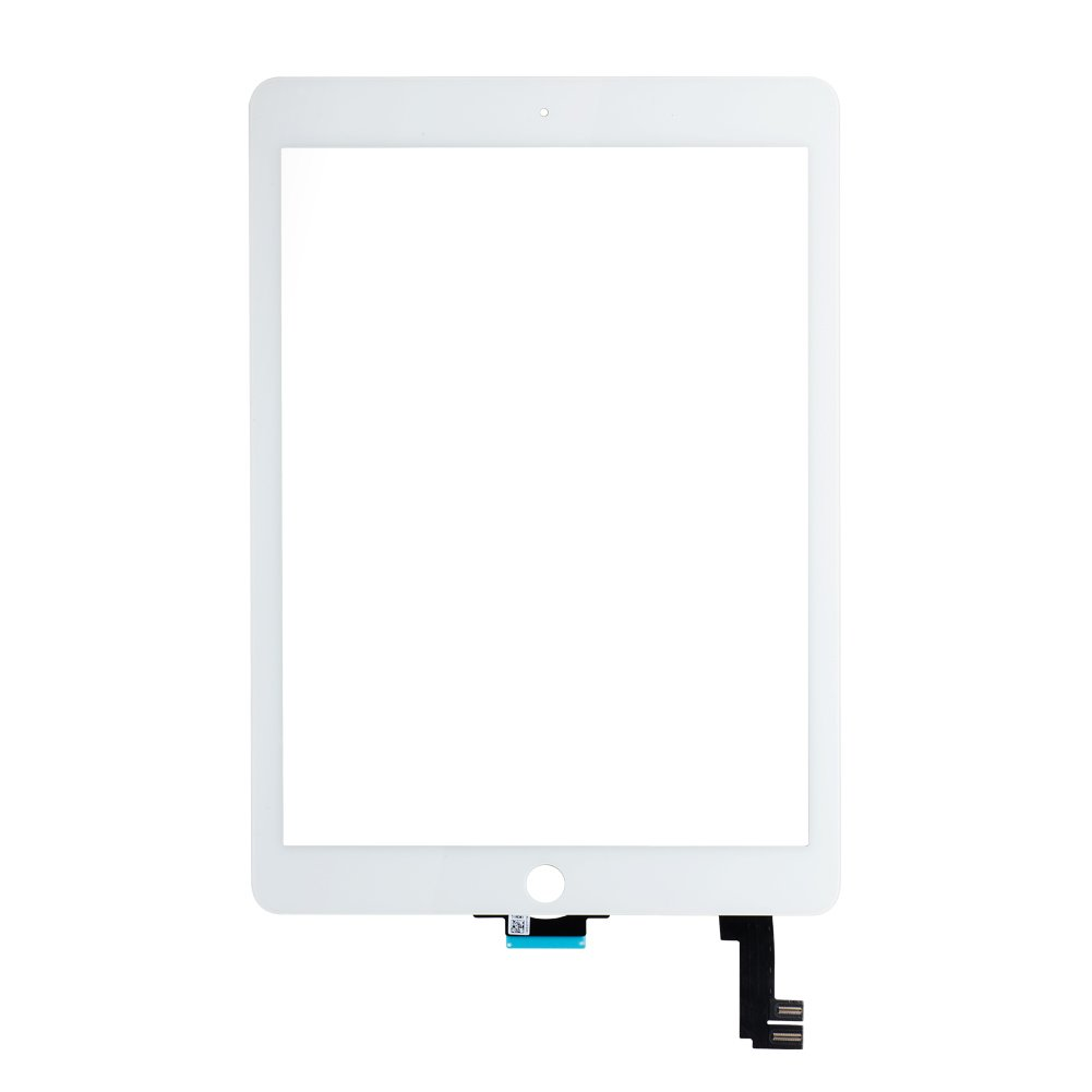 Tongyin White Touch Screen Tablet Computer Replacement Screens for Ipad Air 2/Ipad 6(A1566 A1567) with Profession Repairs Tools Kits