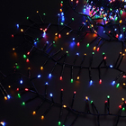 Cluster Led Motif Lights As Home Christmas Decorations garden string lights