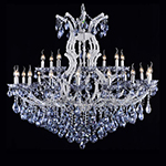 Spiral stair shape chandelier pendant lighting crystal Drop ceiling hanging Lamp for home hotel