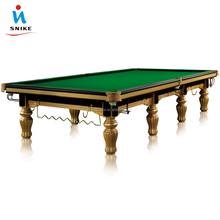 12ft Internationale Standaard Biljart 45mm Slate Snookertafel voor koop