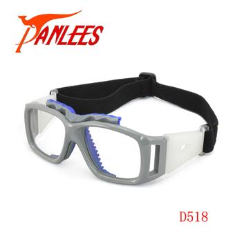 4f0945d753 Protective Outdoor Sports PC Myopia Soccer Safety CE Silicone Anti Impact  Fog Prescription Glasses Eyewear Goggle