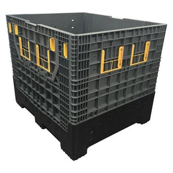 industrial big box plastic storage bins large storage boxes - Industrial Storage Bins