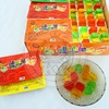 Halal 12pcs Colorful Fruit Mini Cube Jelly Pudding