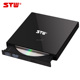 STW factory refurbished cd dvd duplicator usb 3.0 external dvd drive with M-disc