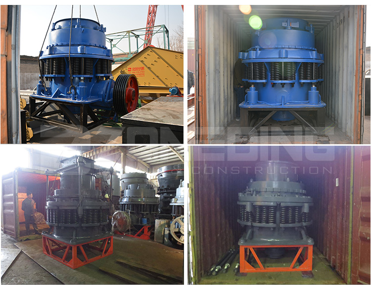 Hot selling standard fine stone hydraulic symons cone crusher price