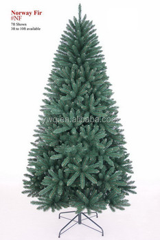 6ft Slim Christmas Tree 1.8m Falling Snow Christmas Tree - Buy ...