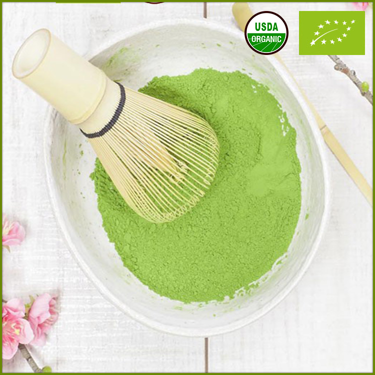 Top Quality Private Label Matcha Thai Tea Powder With Hala(Beautifully Packaged )