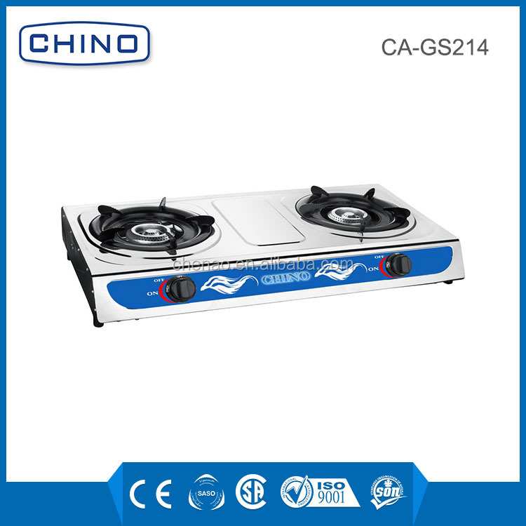 Stainless Steel Stove Gas