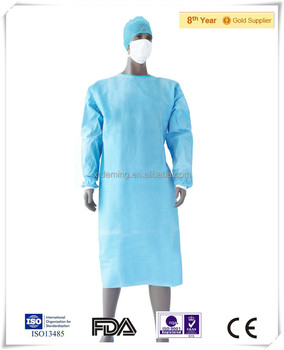 Sms Smms Smmms High Risk Sterile Disposable Surgical Gown ...