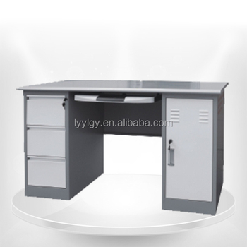 All Steel Computer Desk Steel Computer Table Design - Buy Modern ...