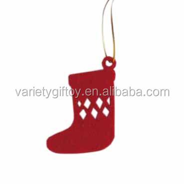 Diamond Wholesale Christmas Painted Decorative Pendant Christmas Tree Innovative Skates Ski Shoes Pendant Festival Home Decorations