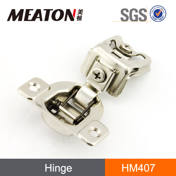Special hinge for drawer