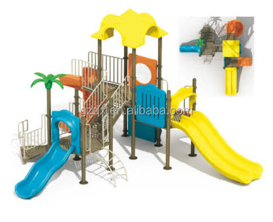 Best Playground Toys For Schools Outdoor Play Equipment Gz Slide Children Qx