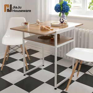 wholesale cheap panel easy folding small dining table