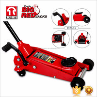Tongrun 3.5 Ton Professional Floor Jack ,Quick lift with Foot pedal T83502