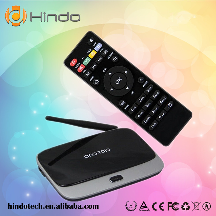 CS918 Quad Core Android 4.2 tv box rk3188 cs 918