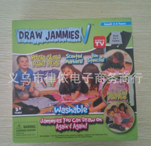 DRAW JAMMIES magic glow paint pens ERASER PEN wham-O magic pens as seen on tv