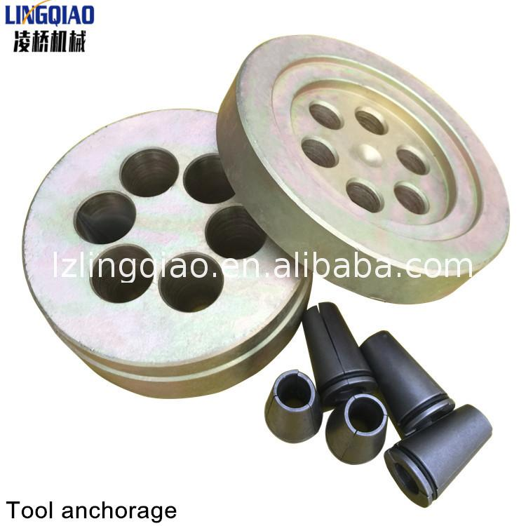 Types grout two-post hydraulic jacks trucks mout concrete mixer
