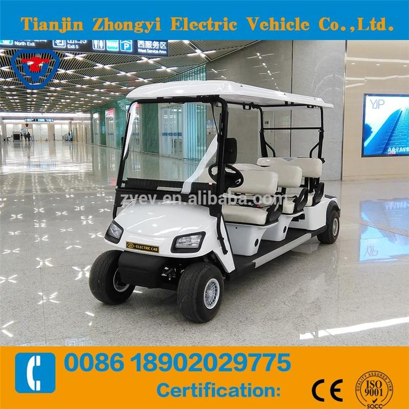 China cheap 6 seaters golf cart made in China